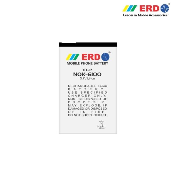 ERD Mobile Phone Battery for Nokia 6100 Mobile (BT-12) 6