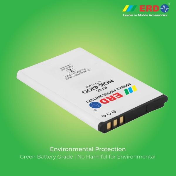 ERD Mobile Phone Battery for Nokia 6100 Mobile (BT-12) 5