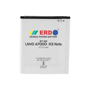 ERD BT-361 LI-ION Mobile Battery Compatible for Lenovo A7000