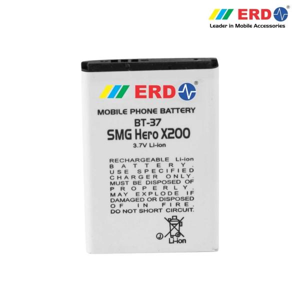 ERD BT-37 LI-ION Mobile Battery Compatible for Samsung X200 6