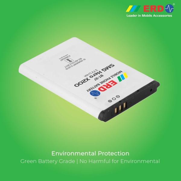 ERD BT-37 LI-ION Mobile Battery Compatible for Samsung X200 5