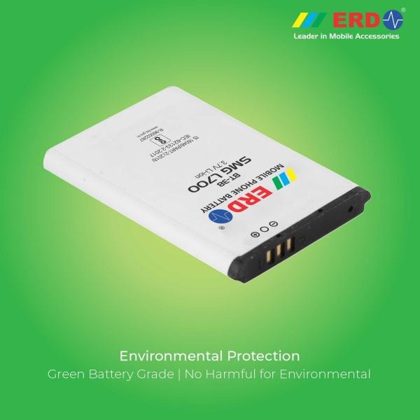 ERD BT-38 LI-ION Mobile Battery Compatible for Samsung L700 5