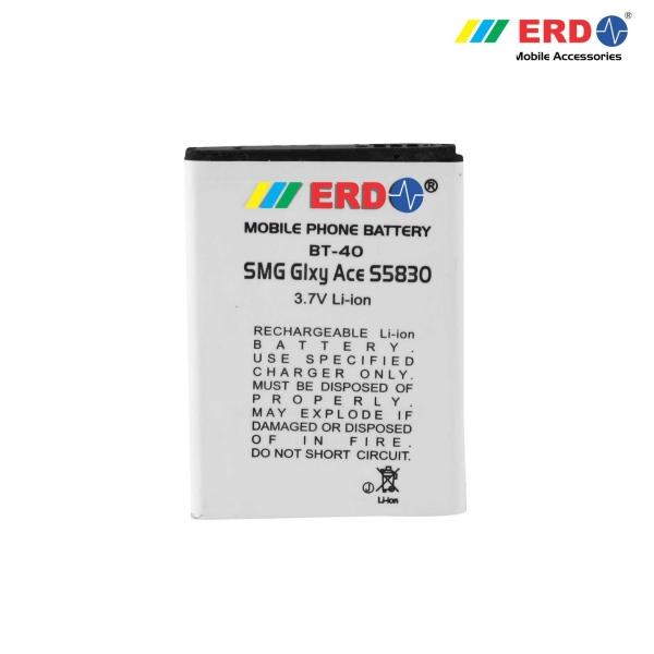ERD BT-40 LI-ION Mobile Battery Compatible for Samsung S5830 6