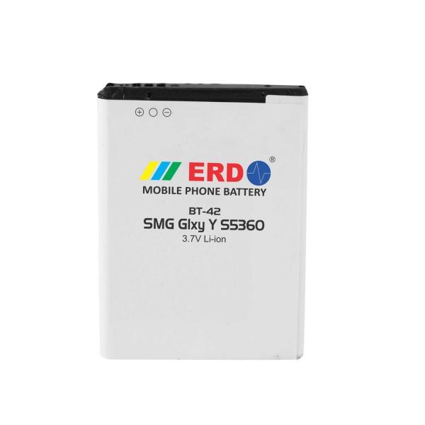 ERD BT-42 LI-ION Mobile Battery Compatible for Samsung S5360