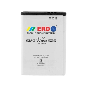 ERD BT-47 LI-ION Mobile Battery Compatible for Samsung W525