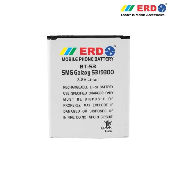ERD BT-53 LI-ION Mobile Battery Compatible for Samsung i9300 6