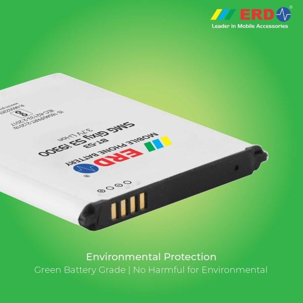 ERD BT-53 LI-ION Mobile Battery Compatible for Samsung i9300 5