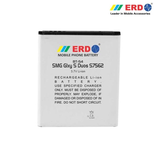 ERD BT-54 LI-ION Mobile Battery Compatible for Samsung S7562 6