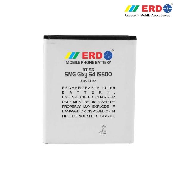 ERD BT-55 LI-ION Mobile Battery Compatible for Samsung i9500 6