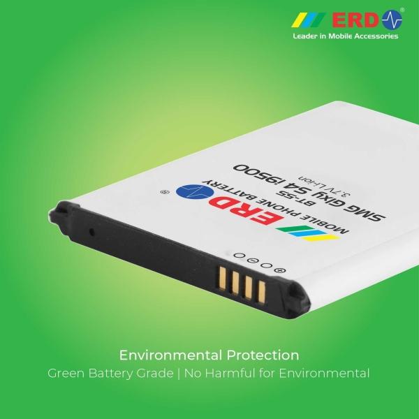 ERD BT-55 LI-ION Mobile Battery Compatible for Samsung i9500 5