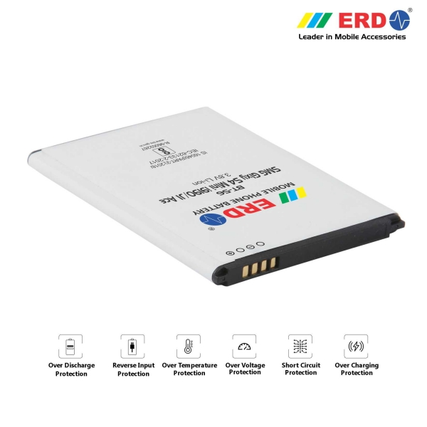 ERD BT-56 LI-ION Mobile Battery Compatible for Samsung S 4 Mini 2