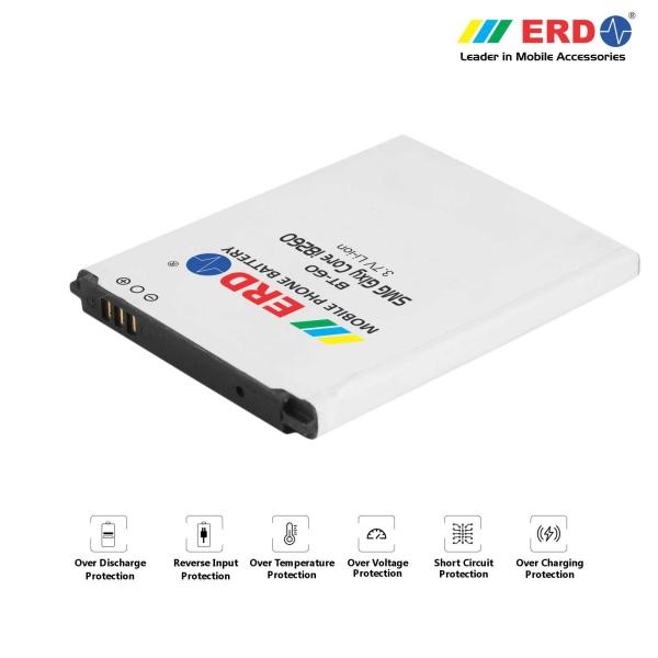 ERD BT-60 LI-ION Mobile Battery Compatible for Samsung i8260 2