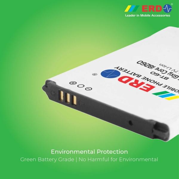 ERD BT-60 LI-ION Mobile Battery Compatible for Samsung i8260 5