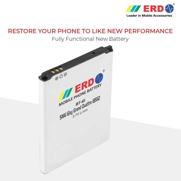 ERD BT-61 LI-ION Mobile Battery Compatible for Samsung i8552 7