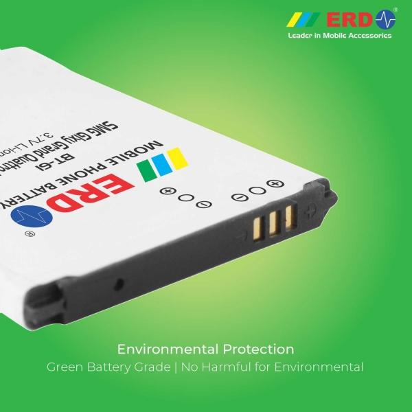 ERD BT-61 LI-ION Mobile Battery Compatible for Samsung i8552 5