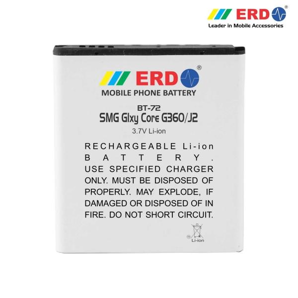 ERD BT-72 LI-ION Mobile Battery Compatible for Samsung G360 6