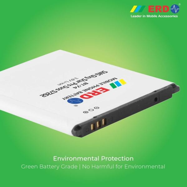 ERD BT-74 LI-ION Mobile Battery Compatible for Samsung S7262 5
