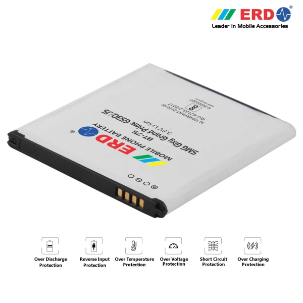 ERD BT-75 LI-ION Mobile Battery Compatible for Samsung G530 2