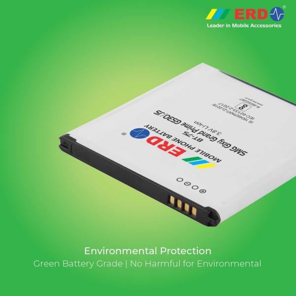ERD BT-75 LI-ION Mobile Battery Compatible for Samsung G530 5