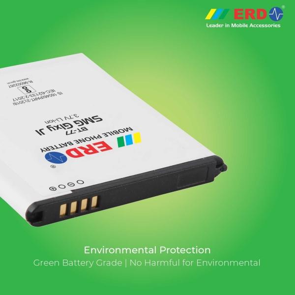 ERD BT-77 LI-ION Mobile Battery Compatible for Samsung J1 5