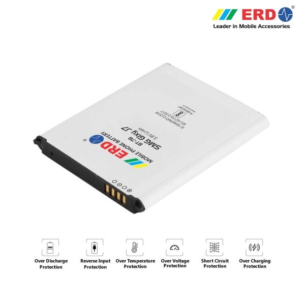 ERD BT-78 LI-ION Mobile Battery Compatible for Samsung J7 2