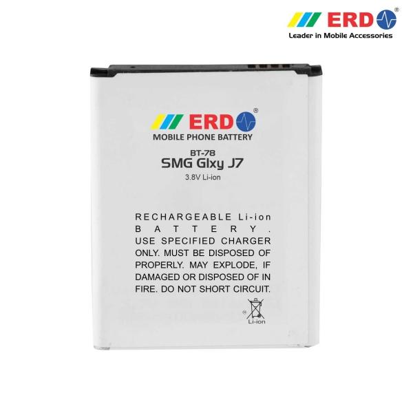 ERD BT-78 LI-ION Mobile Battery Compatible for Samsung J7 6