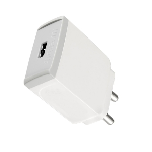 ERD TC-31_USBDOCK 3 A Mobile Charger  (White)